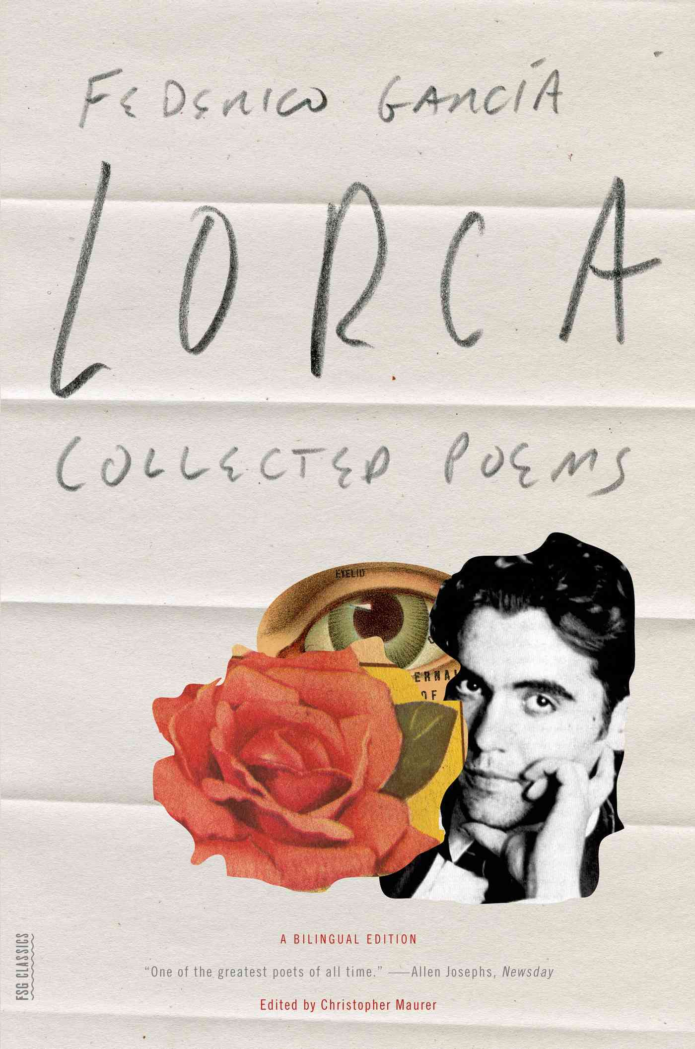Collected Poems By Garcia Lorca, Federico/ Maurer, Christopher/ Brown, Catherine